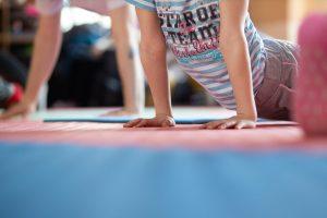 לעודד את הילדים לפעילות גופנית